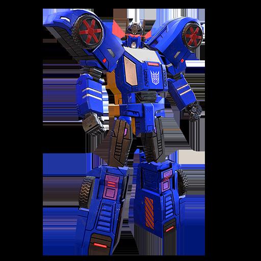 霸天虎双面人机器人模式图片